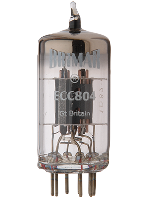 Brimar Thermionic Products - ECC804 Dual Triode