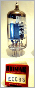 Brimar ECC83 Double Triode