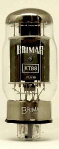 Brimar TP - KT88 Power Tetrode (BTP-KT88)