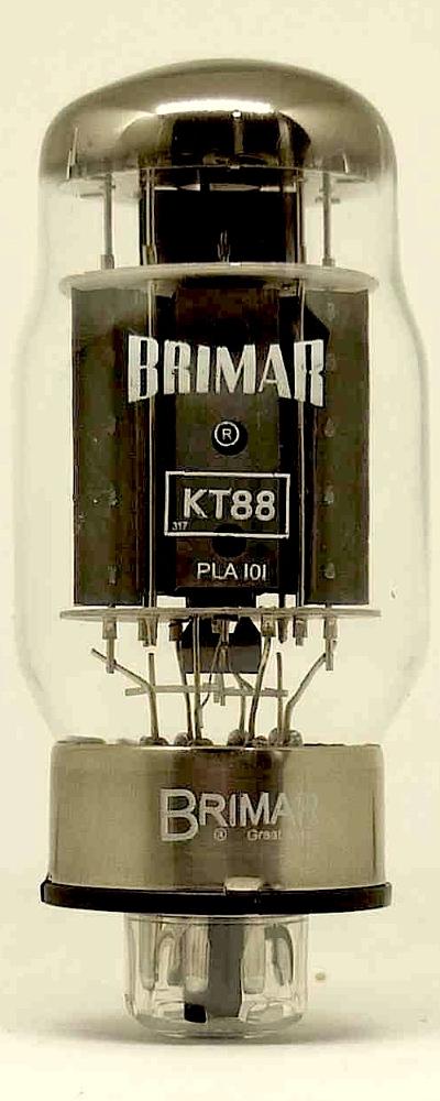 Brimar TP - KT88 Beam Tetrode