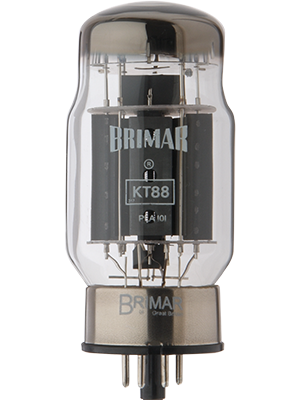 Brimar Thermionic Products - KT88 Beam Tetrode