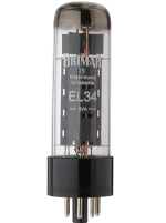 Brimar Thermionic Products - EL34 Pentode