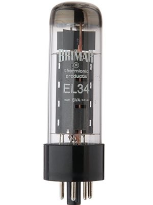 Brimar Thermionic Products – EL34 Pentode