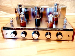 The Brimar Buchanan 'A' Class HiFi Valve Amplifier